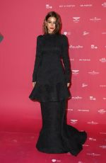CHRISTINE CENTENERA at Inaugural Museum of Applied Arts and Sciences Centre for Fashion Ball in Sydney 02/01/2018