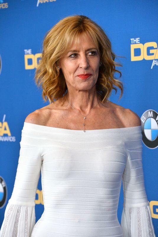 CHRISTINE LAHTI at 2018 Directors Guild Awards in Los Angeles 02/03/2018