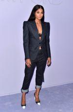 CIARA at Tom Ford Fashion Show at 2018 New York Fashion Week 02/06/2018