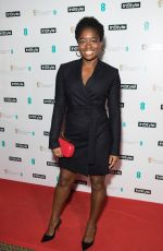 CLARA AMFO at Instyle EE Rising Star Baftas Pre-party in London 02/06/2018