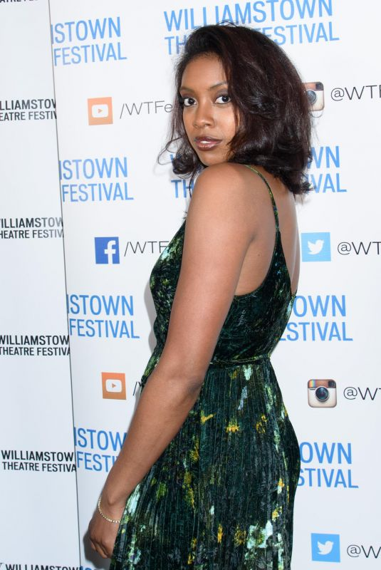 CONDOLA RASHAD at Williamstown Theatre Festival Gala 2018 at Tao Downtown 02/06/2018