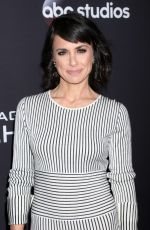 CONSTANCE ZIMMER at Agents of S.H.I.E.L.D. 100th Episode Celebration in Hollywood 02/24/2018
