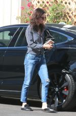 COURTENEY COX Out and About in Los Angeles 02/07/2018