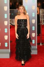 CRESSIDA BONAS at BAFTA Film Awards 2018 in London 02/18/2018