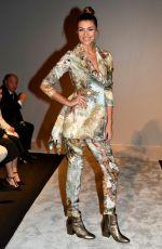 CRISTINA CHIABOTTO at Laura Biagiotti Show at Milan Fashion Week 02/25/2018