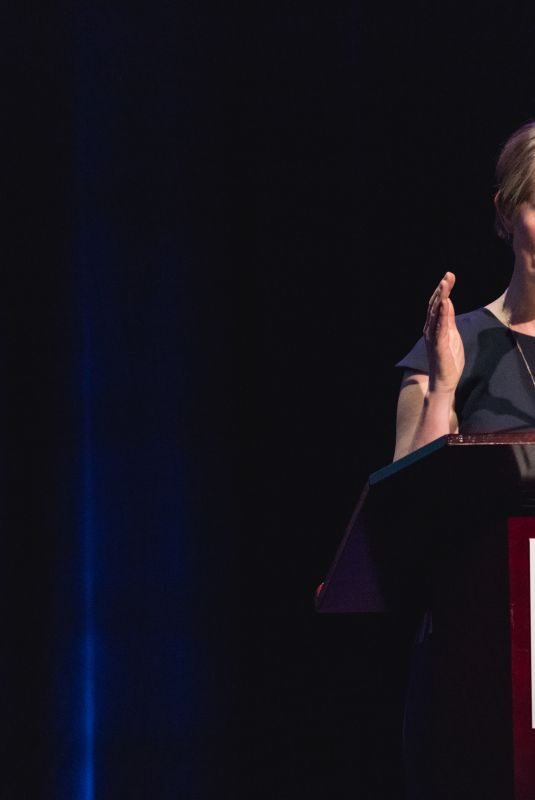 CYNTHIA NIXON Speaks at The People