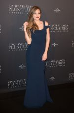 CYRIELLE JOELLE at Fifty Shades Freed Premiere in Paris 02/06/2018
