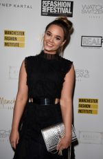 DAISY WOOD-DAVIS at Manchester Fashion Festival at Manchester Hall 02/23/2018