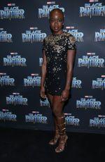 DANAI GURIRA at Black Panther Premiere in Toronto 02/06/2018