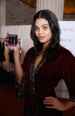 DANIELA BRAGA at Sherri Hill Show at New York Fashion Week 02/09/2018
