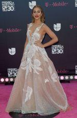 DANIELA DI GIACOMO at Premio Lo Nuestro Awards 2018 in Miami 02/22/2018