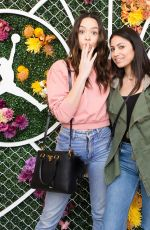 DANIELLE ALCARAZ at Revolve x Nike 1s Reimagined Pop-up Event in Los Angeles 02/16/2018