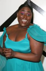 DANIELLE BROOKS at Christian Siriano Fashion Show at NYFW in New York 02/10/2018