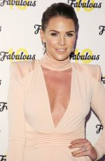 DANIELLE LLOYD at Fabulous Magazine 10th Birthday Party in London 02/06/2018