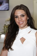 DANIELLE LLOYD at Professional Beauty Exhibition in London 02/25/2018