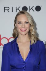 DANIELLE SAVRE at Hollywood Beauty Awards in Los Angeles 02/25/2018