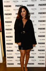 DARBY WARD at A Celebration of Independence Party at London Fashion Week 02/15/2018