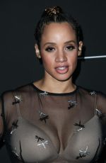 DASCHA POLANCO at GQ All-Star Party in Los Angeles 02/17/2018