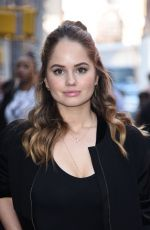DEBBY RYAN Out and About in New York 02/21/2018