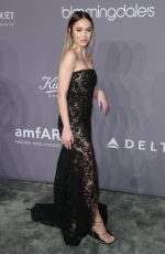 DELILAH BELLE HAMLIN at Amfar Gala 2018 in New York 02/07/2018