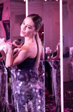 DELILAH BELLE HAMLIN at Amo Ferragamo Hosted by Suki Waterhouse at New York Fashion Week 02/06/2018