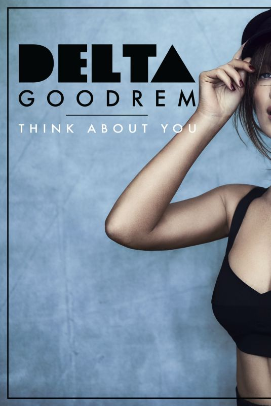 DELTA GOODREM - Think of You Cover Photo
