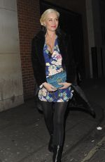 DENISE VAN OUTEN at Valentine's Party at Libertine Nightclub in London 02/08/2018