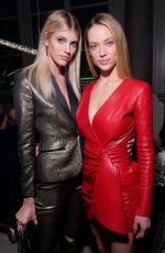 DEVON WINDSOR and HANNAH FERGUSON at ADR Beyond Fashion in Milan 02/24/2018