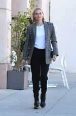 DIANE KRUGER Out for Lunch at La Scala in Beverly Hills 02/21/2018