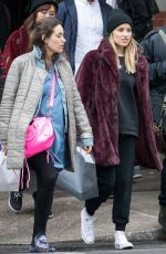 DIANNA AGRON Out and About in New York 02/15/2018
