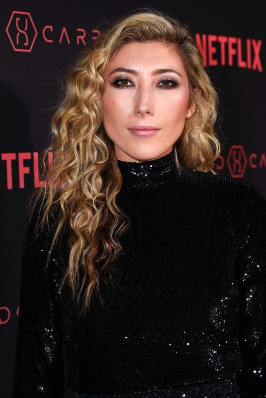 DICHEN LACHMAN at Altered Carbon Premiere in Los Angeles 02/01/2018