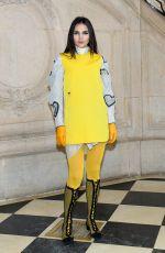 DOINA CIOBANU at Christian Dior Show at Paris Fashion Week 02/27/2018