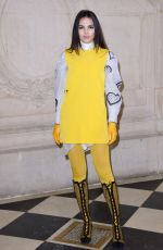 DOINA CIOBANU at Christian Dior Show at Paris Fashion Week 02/27/2018