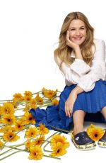 DREW BARRYMORE for Drew Barrymore Crocs Color Block Collection, January 2018