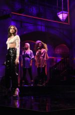 DUA LIPA Performs Homesick at Saturday Night Live in New York 02/03/2018