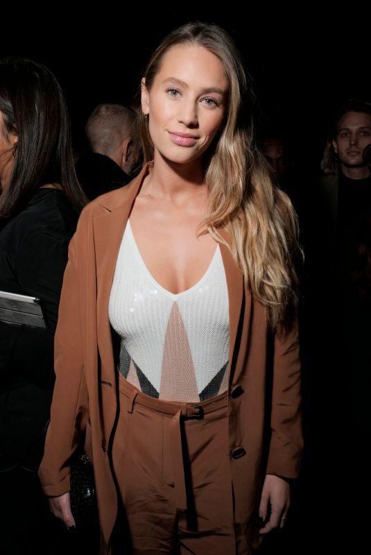DYLAN PENN at Bottega Veneta Show at New York Fashion Week 02/09/2018