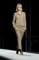 EDIE CAMPBELL at Bottega Veneta Catwalk at New York Fashion Week 02/09/2018