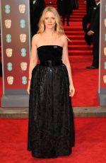 EDITH BOWMAN at BAFTA Film Awards 2018 in London 02/18/2018