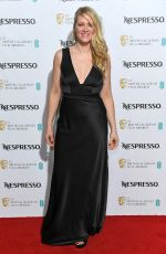 EDITH BOWMAN at Bafta Nominees Party in London 02/17/2018