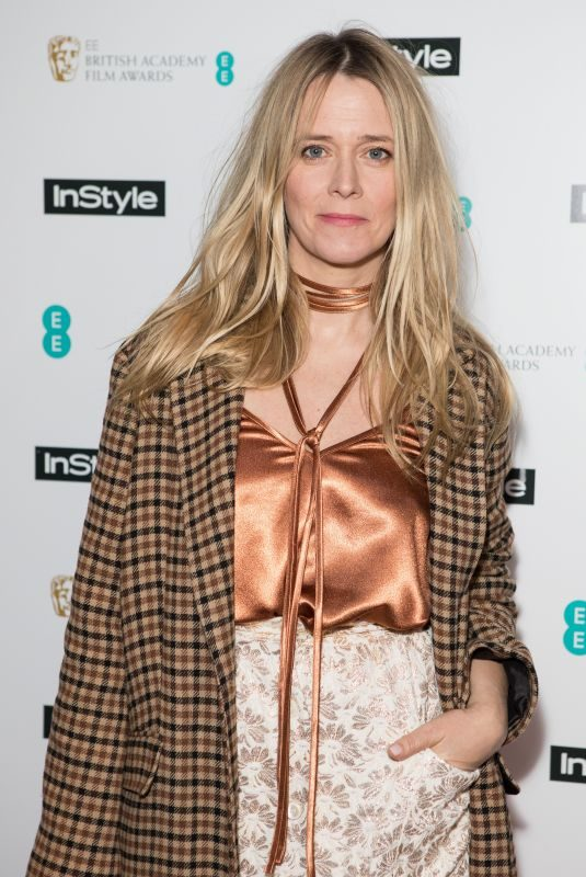 EDITH BOWMAN at Instyle EE Rising Star Baftas Pre-party in London 02/06/2018
