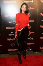 EIZA GONZALES at Rolling Stone Live Super Bowl Party in Minneapolis 02/03/2018