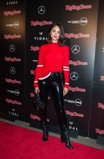 EIZA GONZALEZ at Rolling Stone Live Super Bowl Party in Minneapolis 02/03/2018