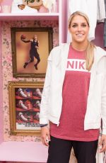 ELENA DELLE DONNE at Revolve x Nike 1s Reimagined Pop-up Event in Los Angeles 02/16/2018