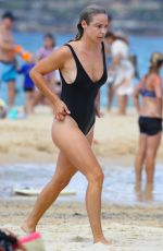 ELISE STACY in Swimsuita at Bondi Beach 02/10/2018
