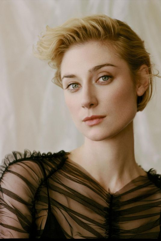 ELIZABETH DEBICKI for Evening Stantard Magazine, February 2018