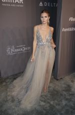 ELIZABETH SULCER at Amfar Gala 2018 in New York 02/07/2018