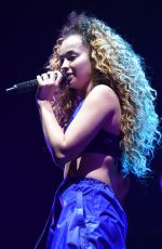 ELLA EYRE Performs at First Direct Arena in Leeds 02/02/2018