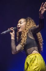 ELLA EYRE Performs at Manchester Arena in Manchester 02/03/2018