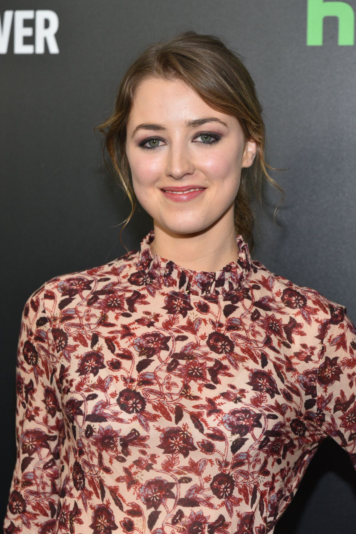 ELLA RAE PECK at The Looming Tower Premiere in New York 02