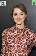 ELLA RAE PECK at The Looming Tower Premiere in New York 02/15/2018